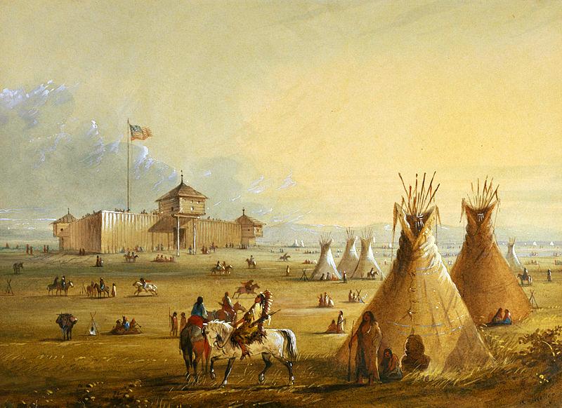 "TRIPS INTO HISTORY/ Historic Sites Historic Stories and Travel Ideas, ""The Grattan Memorial"": http://tripsintohistory.com/2013/01/06/grattan-massacre/"
