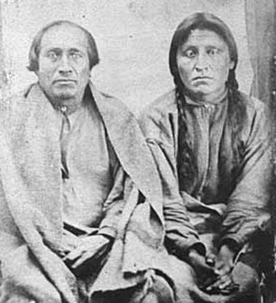 Little Six & Medicine Bottle, photo source: http://www.historicfortsnelling.org/history/us-dakota-war